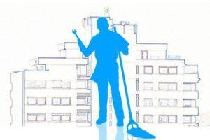 concierges et gardiens d'immeuble